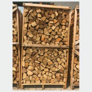 Bancale di legna - Società agricola Montecanto